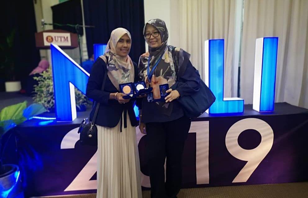SHARPS FSSH Won 1 Silver And 1 Bronze In NALI 2019 Competition