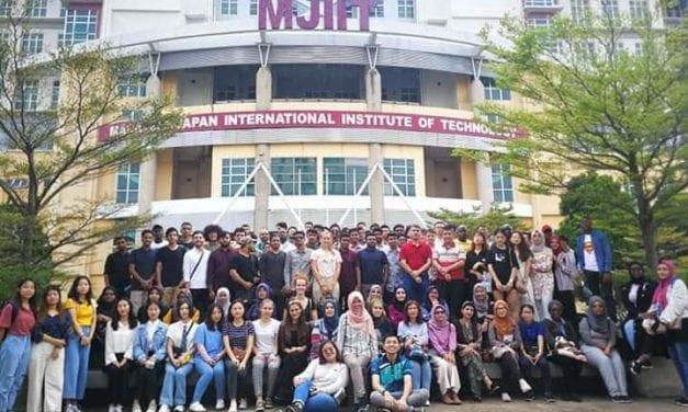 I@H: Kuala Lumpur Trip for New International Students of UTM Johor Bahru 2019/2020