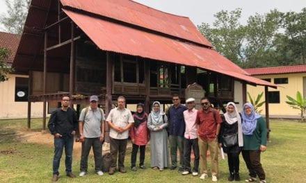Pelantikan KALAM UTM Sebagai Perunding Projek Pemuliharaan Muzium Diraja Istana Lama Seri Menanti Sebuah Pengiktirafan