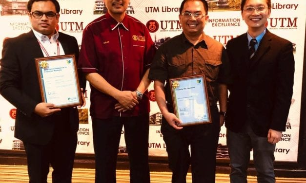 Dr. Muhammad Najib Razali from FABU win Emerald Literati Award of Excellence 2019