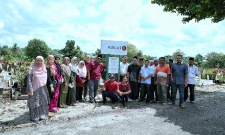 Penyelidik FABU UTM Cipta Aplikasi Geopusara Mudahkan Pengurusan Tanah Perkuburan