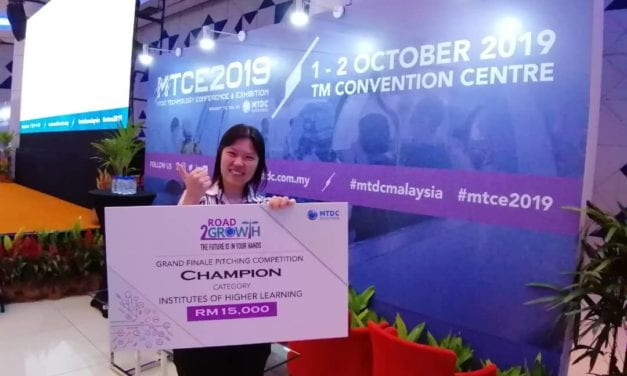 UTM Shines in MTDC Road2Growth Grand Finale Pitching Competition