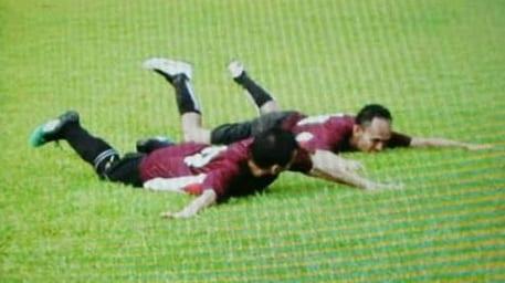 Final of UTM Staff Games Football: Sharizan's Brace Ended Registrar F.C Domination