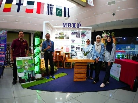 """Meet The Biosciences Experts"" at Sutera Good Earth Exhibition"