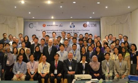 The 5th International Conference on Low Carbon Asia hosted in Ho Chi Minh City by HCMUT and UTM