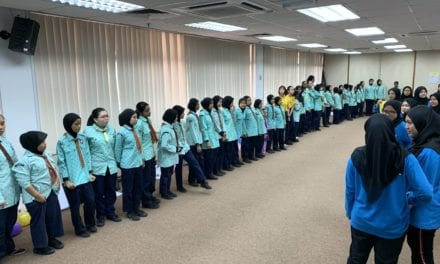 Girl Guides UTM Successfully Heighten Awareness on Image Myth among Brownies