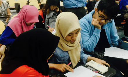 Faculty of Science Students Challenged Themselves at an Asia-Pacific Region Mathematics Competition