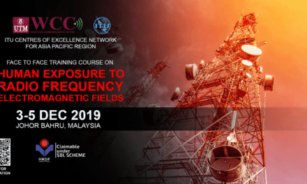 "ITU COE Training Course on ""Human Exposure to Radio Frequency Electromagnetic Fields"""