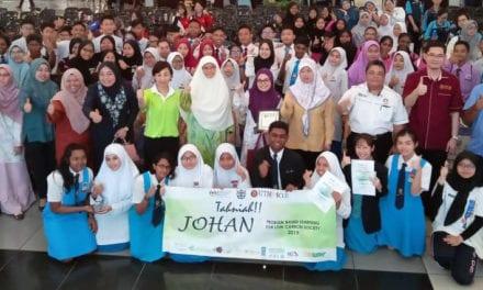 SIPLCS 2019 wujudkan Komuniti Rendah Karbon di Iskandar Puteri