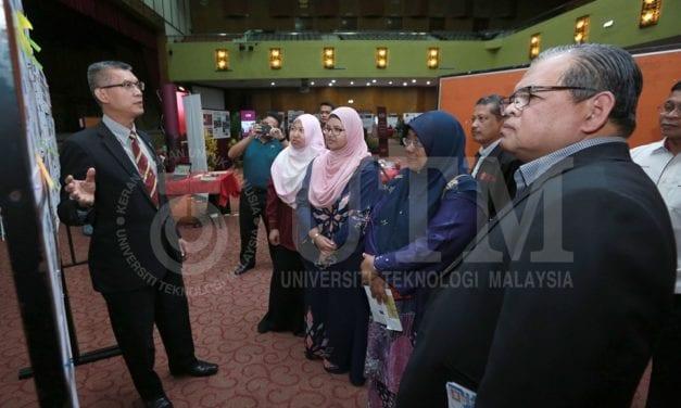 Town Hall : Pencapaian 2019 dan Strategi UTM 2020 Platform Kongsi Pencapaian 2019 dan Hala Tuju 2020