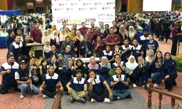 International UTM Bridge Model Competition 2019