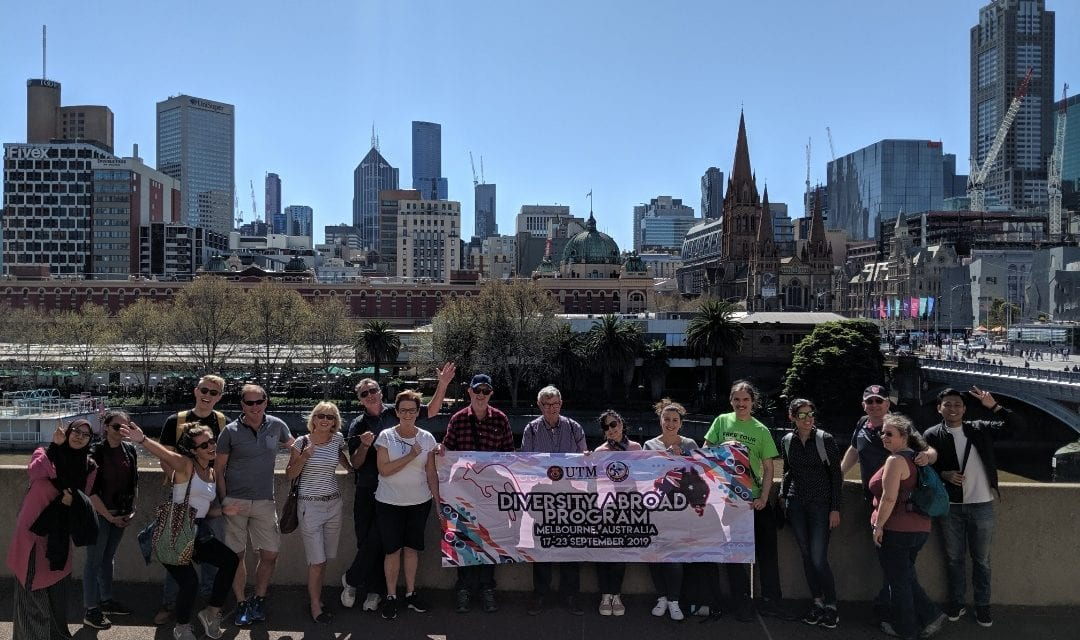 Diversity Abroad Program in Melbourne Australia
