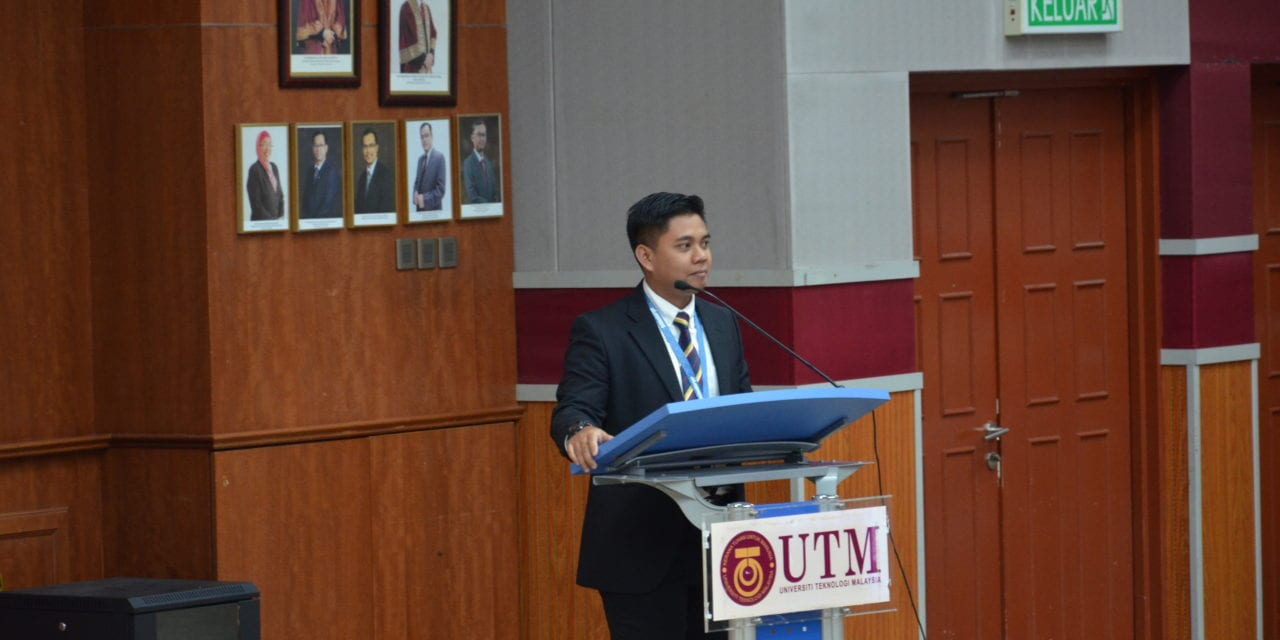 Townhall CEC Hangatkan Bahang Pilihan Raya Kampus UTM 2019/2020