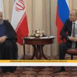 Prof. Dr. Kamaruzaman Yusoff dijemput bersiaran dalam AWANI Global membincangkan ketegangan Iran-AS