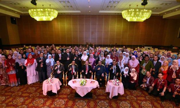 Konvensyen Pentadbir 2019 bawa tema 'Pentadbir Sejahtera Aspirasi Negara'