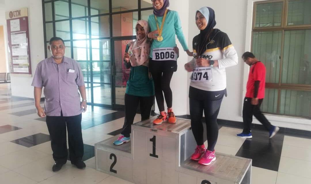 UTM tops medal tally at Kejohanan Olahraga MAKSAK Johor 2019