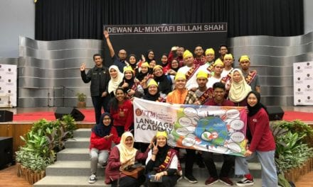 UTM Won Gold and Silver medals for Viral Vlog Competition at HE-ELCA 2019