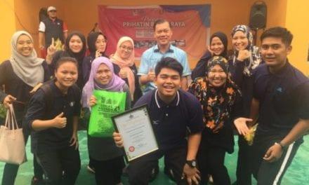 Program Prihatin Bandaraya Kolaborasi UTM-MBJB Pupuk Minat STEM Anak-anak Flat