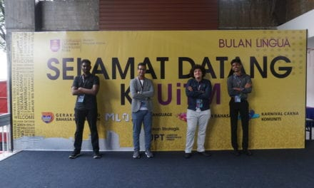 UTM Won Second Place in Modern Language Olympiad Competition