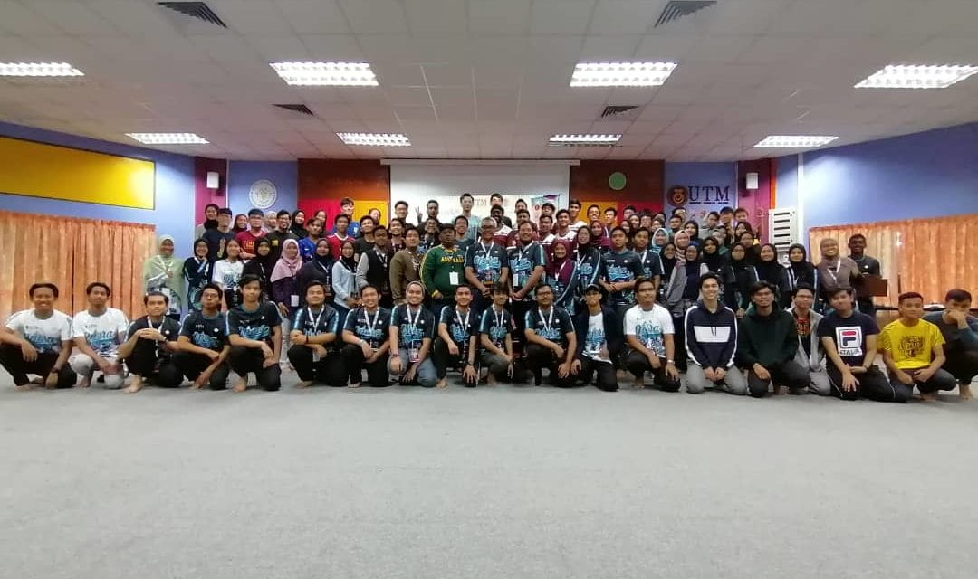 Open Day Resak (OPERA'19) Held at Kolej Tun Dr. Ismail