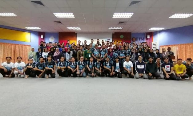 Open Day Resak (OPERA'19) Held at Kolej Tun Dr. Ismail