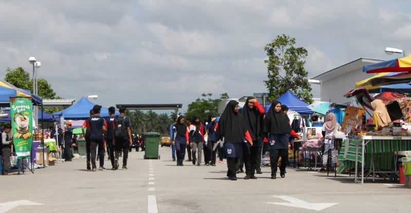 SUCCESSFUL ICA OPEN DAY@ UTM PAGOH 2019