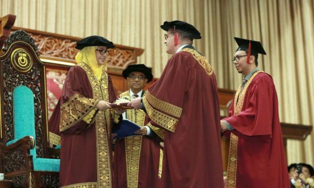 Majlis Konvokesyen UTM Ke-63 Rai 4,390 Graduan