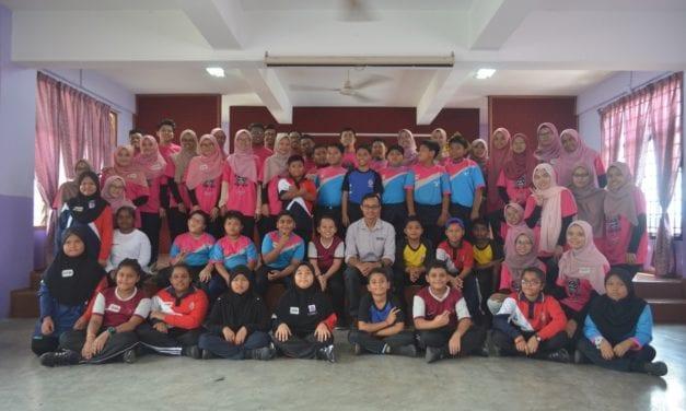 Program MyBFF untuk murid obesiti