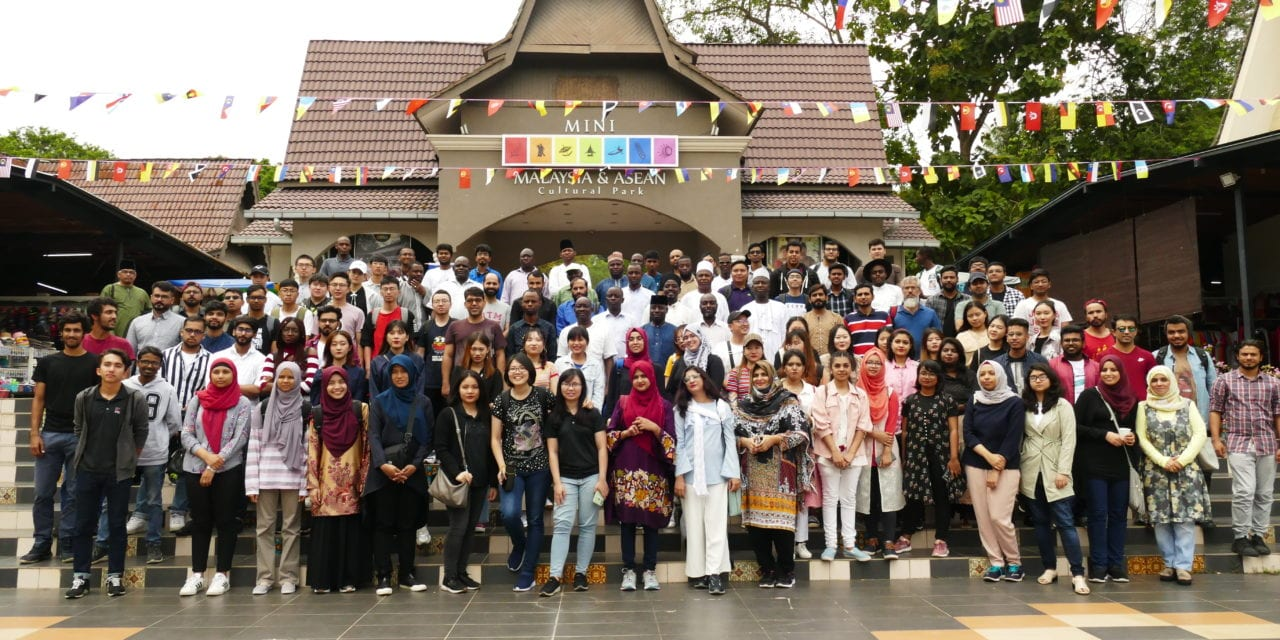 I@H: Promoting the UNESCO World Heritage Sites in Malaysia to the New UTM International Students
