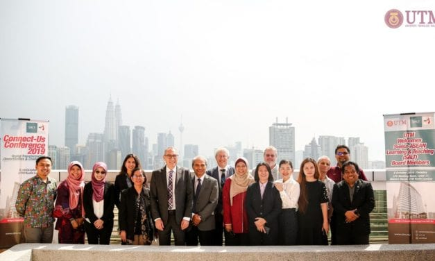 Razak Faculty signed Letter of Intent (LOI) with the Swiss-ASEAN Learning and Teaching (SALT) Association