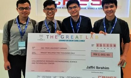 UTM won 1st and 2nd Place in The Great Lab (TGL) Grand Design Challenge 2019.
