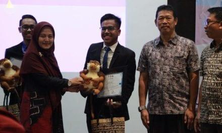 UTM Education Student Invited as Keynote Speaker in Indonesia