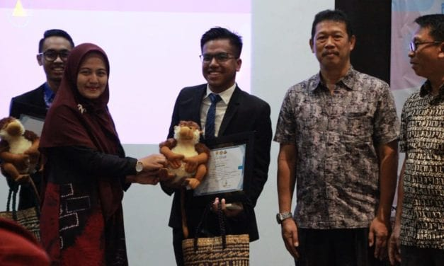 UTM Education Student Invited as Keynote Speaker in Indonesia