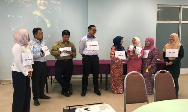 Transform You – A workshop for Razak Faculty of Technology & Informatics Staff
