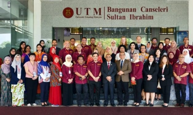 Strengthening and Sustaining Partnerships: UTM Hosts Malaysia's First International Staff Week 2019