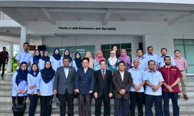 UTM-Damansara Assets Tandatangani MoU Bidang Harta Tanah
