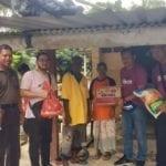 Jabatan Pendaftar UTM bantu mangsa banjir di Kota Tinggi