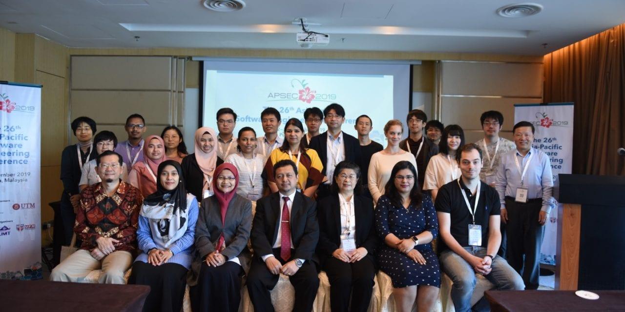 Persidangan The 26th Asia-Pacific Software Engineering Conference 2019 Bentang 67 Kertas Kerja