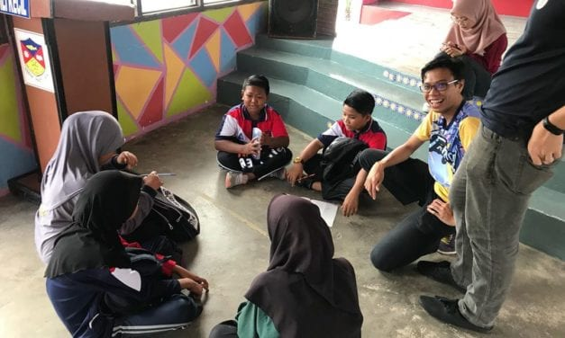 Exploring Rural School Learners' Experience of Computer Science in Tanjung Sedili