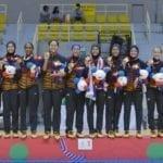 Tiga Permata UTM bantu Malaysia Raih Emas Bola Jaring Sukan SEA 2019