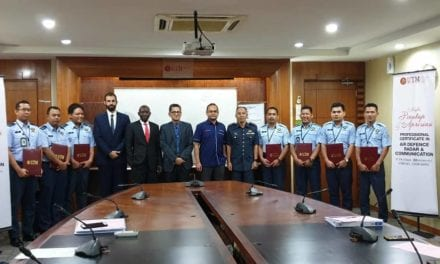 Professional Certificate in Air Defense Radar and Communication Program for the Royal Malaysian Air Force