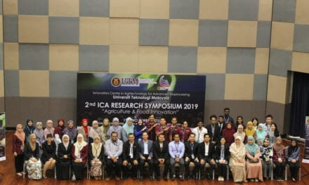 ICA UTM Pagoh Hosts 2nd ICA Research Symposium (ICARS) 2019