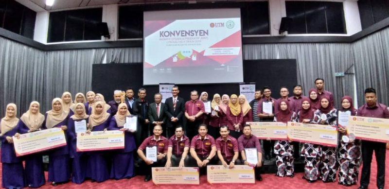 Kumpulan Srikandi dari FSSH Ungguli KIK UTM 2019