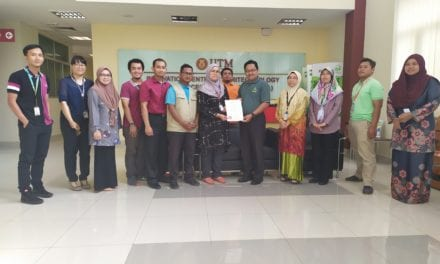 UTM Meets Global Standards In Agriculture Practice (MyGAP)