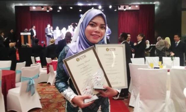 Tetap Cemerlang dalam Akademik, Nurul Shahirah 'Gadis Aktiviti' Gigih Sertai 43 Program Pembangunan Pelajar