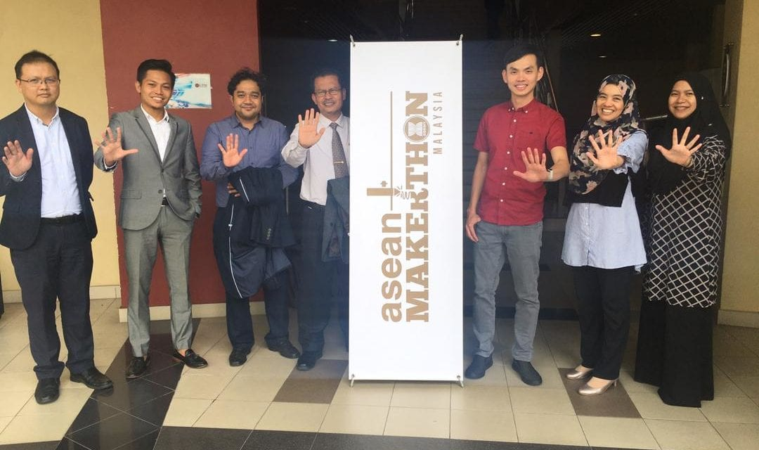 UTM collaborates with MCMC, Celcom and Ericsson for ASEAN Makerthon 2019