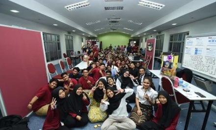 Pertandingan Inovasi Kursus Pemikiran Sains & Teknologi Galak Persaingan Sihat Mahasiswa