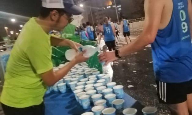177 Sukarelawan UTM Harumkan Nama Negara di Standard Chartered Singapore Marathon 2019