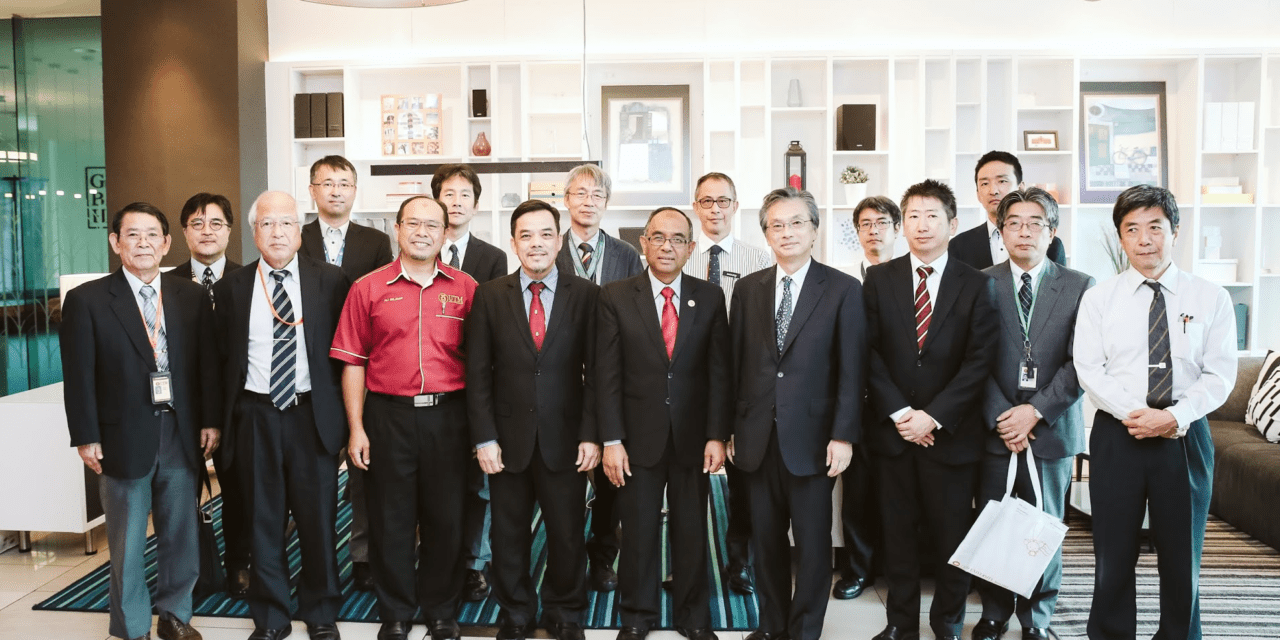 H.E.Hiroshi Oka's Inaugural Visit to  MJIIT UTM Helps Strengthening Friendship of Two Nations