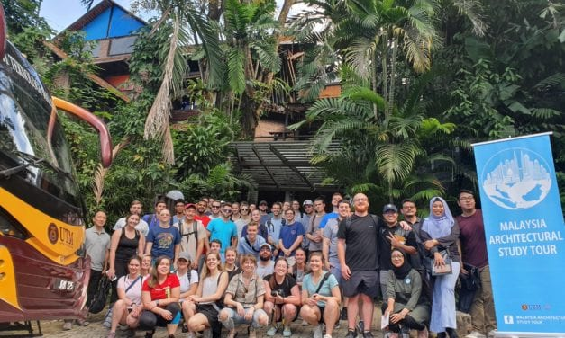Kansas University Chooses Malaysia Again as Key International Itinerary for its Architectural Study Tour 2020
